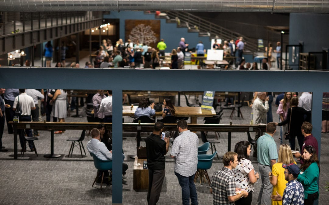 More Than a Workspace: Host Your Next Event at WorkHub