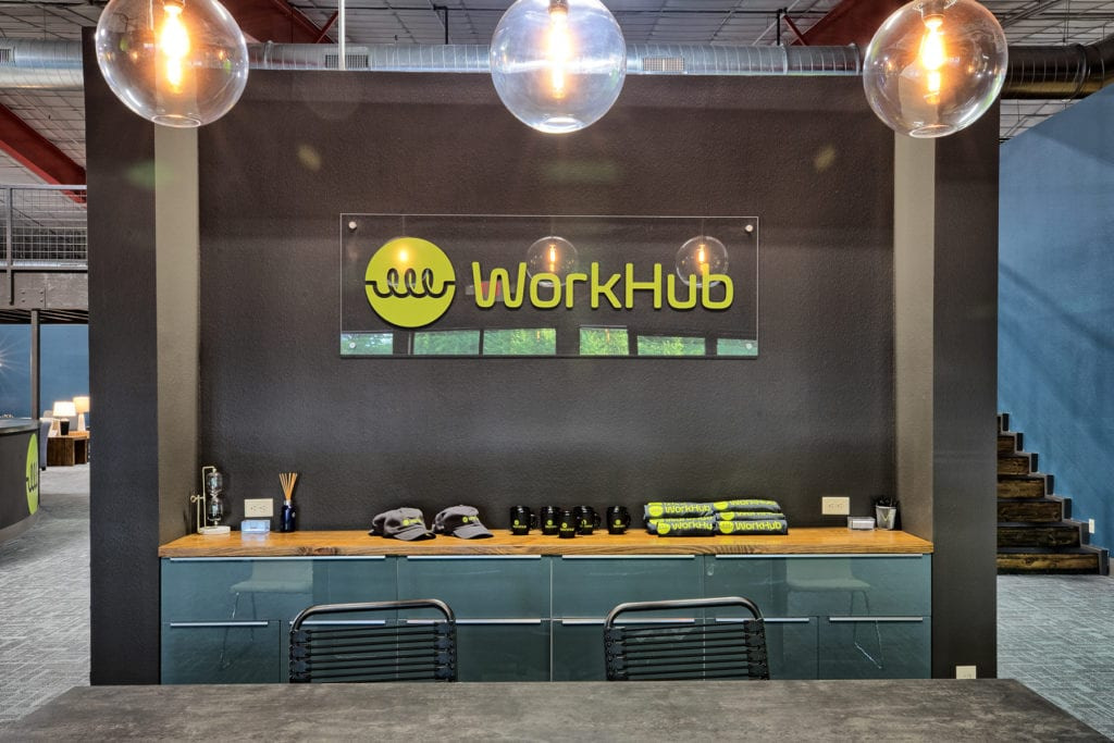 WorkHub | Your Workspace Reimagined
