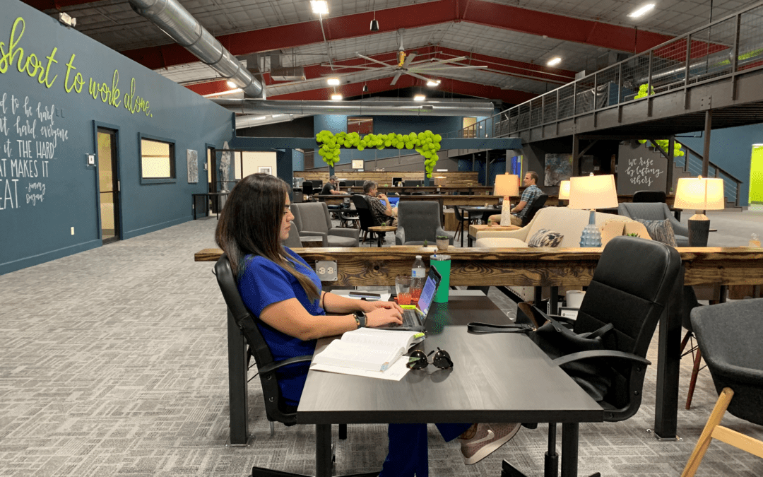 A Campus Away From Campus: Why Students Choose Coworking Space