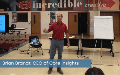 Lessons in Leadership with Brian Brandt