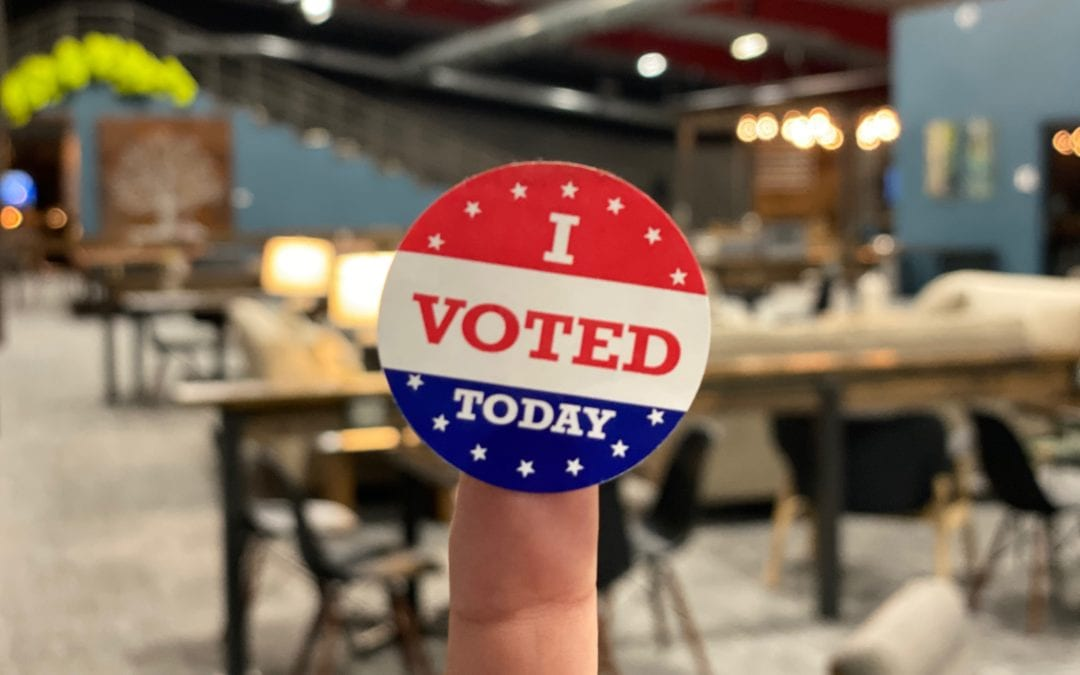 WorkHub will be an Official Polling Location in South Tyler
